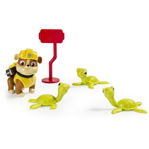 Paw Patrol Rubble and Sea Turtles Rescue Set - image 1 of 4
