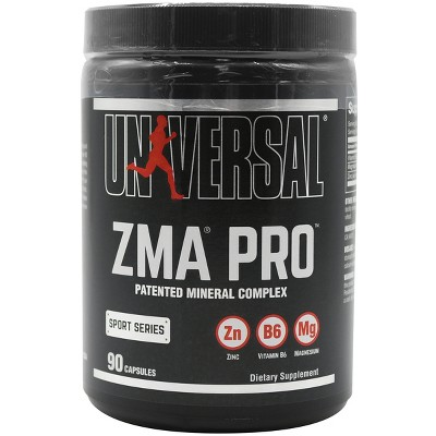 Universal Nutrition ZMA Pro Dietary Supplement Capsules