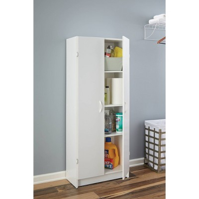 ClosetMaid Pantry Cabinet   White