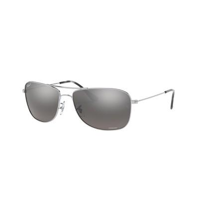 Ray-Ban RB3543 59mm Unisex Square Sunglasses Polarized