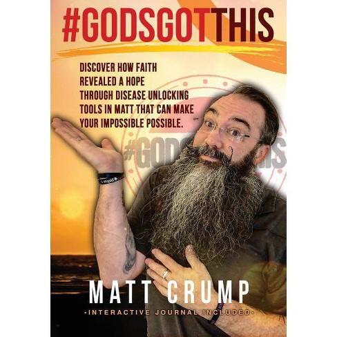 #godsgotthis - by  Matt Crump (Paperback) - image 1 of 1