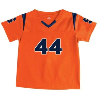 NCAA Syracuse Orange Toddler Boys' Short Sleeve Jersey