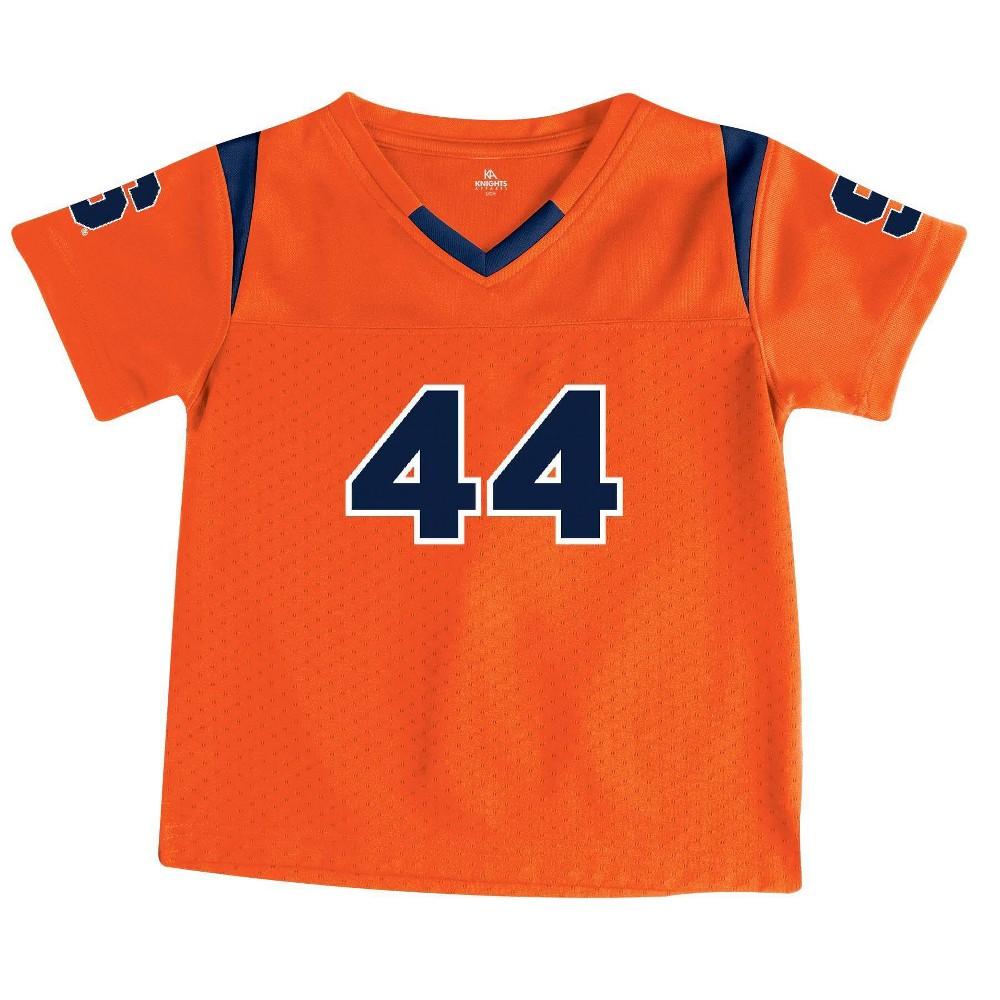 Ncaa Syracuse Orange Toddler Boys 39 Short Sleeve Jersey 2t