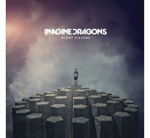 Imagine Dragons - Night Visions (CD) - image 1 of 1