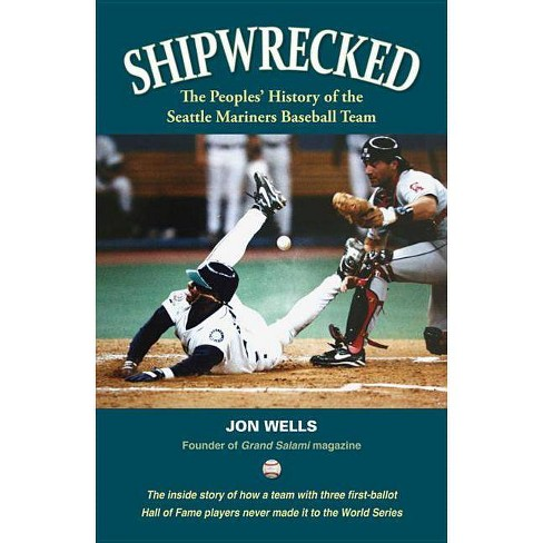 Shipwrecked - by  Jon Wells (Paperback) - image 1 of 1