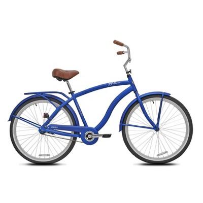 "Kent Men's Belmar 26"" Cruiser Bike - Deep Blue"