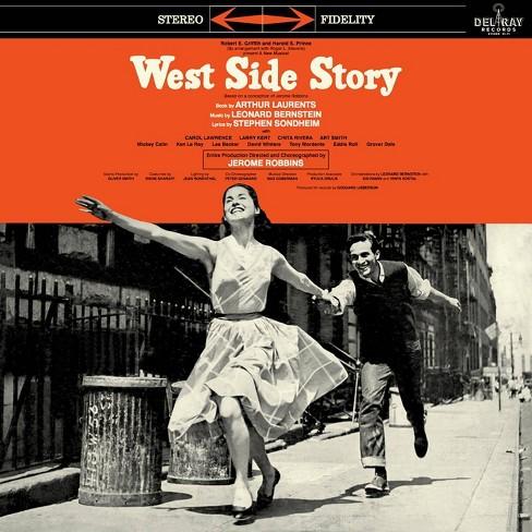 Leonard Bernstein - West Side Story (OCR) (Vinyl) - image 1 of 1