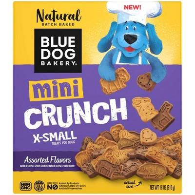 Blue Dog Bakery Mini Dog Treat - S