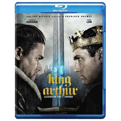 King Arthur: Legend of the Sword (Blu-ray) - image 1 of 1