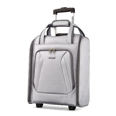American Tourister 16  Avatar Underseater Carry On Rolling Suitcase - Silver