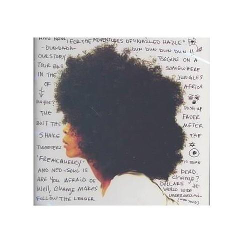 Erykah Badu - Worldwide Underground (CD) - image 1 of 1
