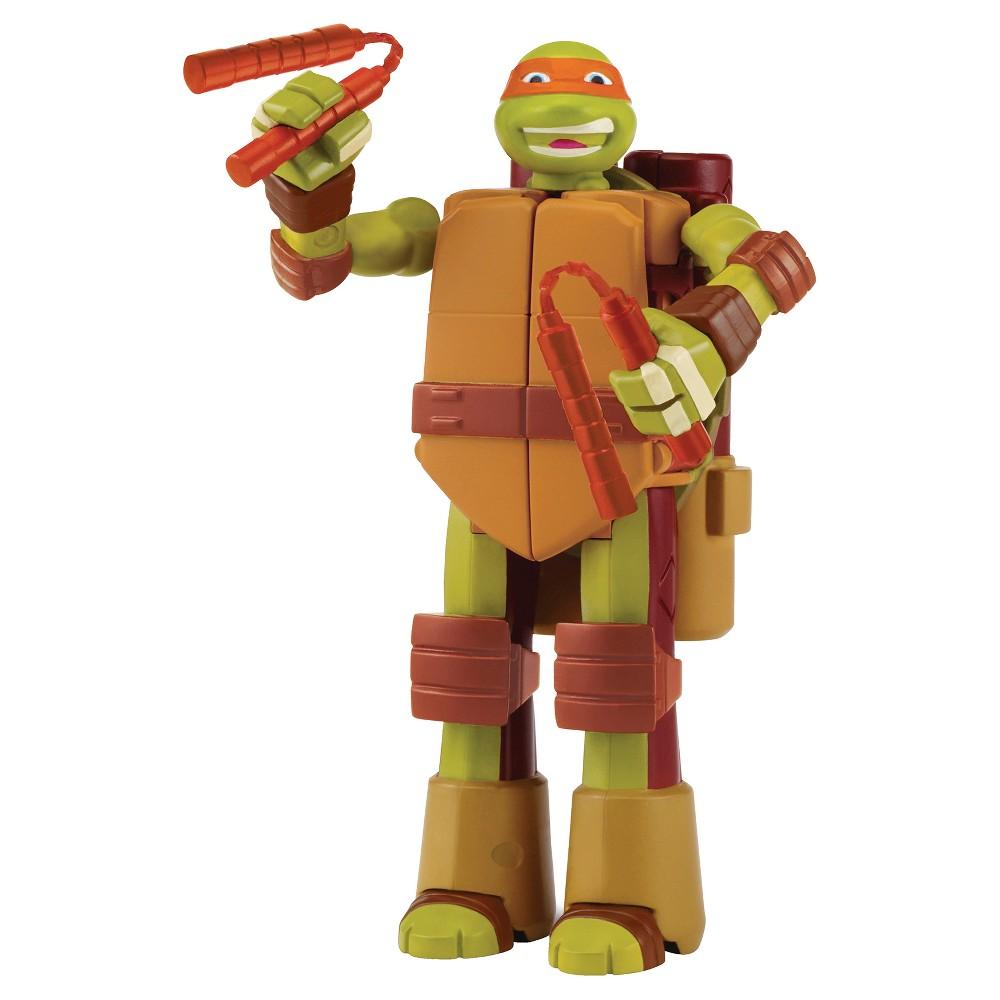 Teenage Mutant Ninja Turtles - Figure to Weapon Michelangelo