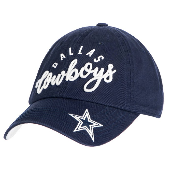 NFL Dallas Cowboys Women's Nadine Hat - image 1 of 2