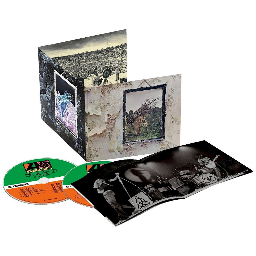 Led Zeppelin IV (2CD Deluxe Edition)