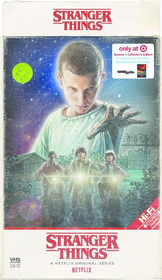 Stranger Things: Season 1 Collectors Edition (4K/UHD + Blu-Ray)