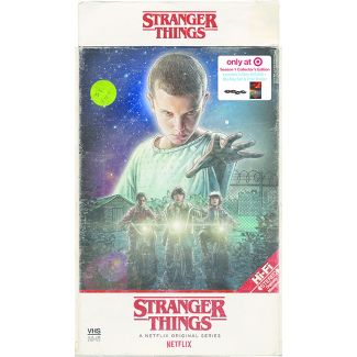 Stranger Things: Season 1 Collectors Edition (4K/UHD + Blu-Ray)