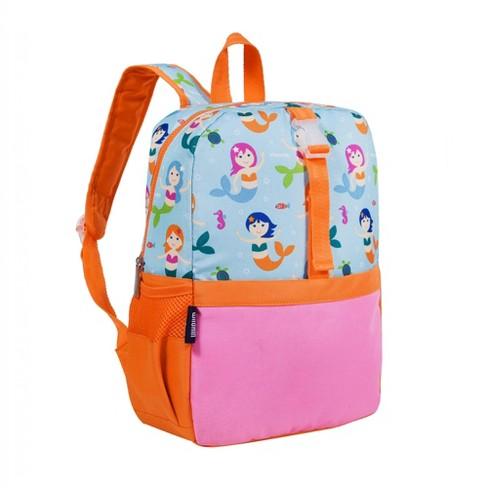 Wildkin Mermaids Pack-it-all Backpack - image 1 of 1