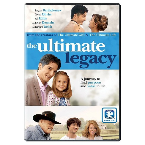 The Ultimate Legacy (DVD) - image 1 of 1