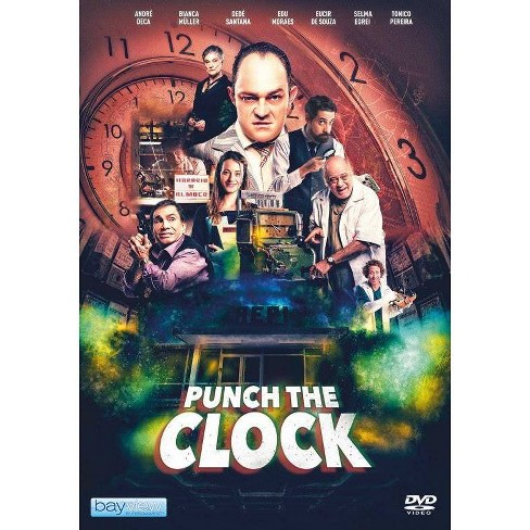 Punch the Clock (DVD) - image 1 of 1