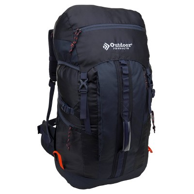 Outdoor Products Mammoth Internal Frame Backpack - Navy Blue