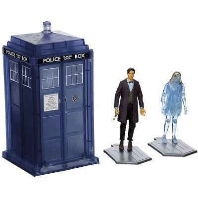 "Seven20 Doctor Who Hide 5"" Action Figure Set"