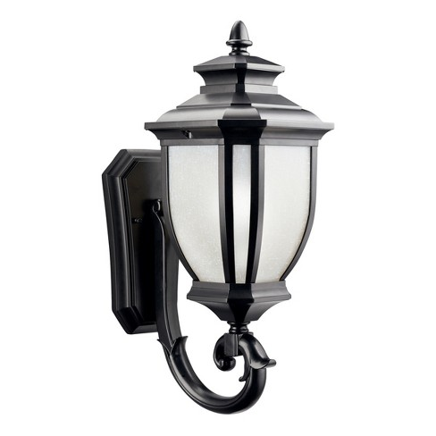 "Kichler 9041 Salisbury Single Light 19"" Tall Outdoor Wall Sconce - image 1 of 1"