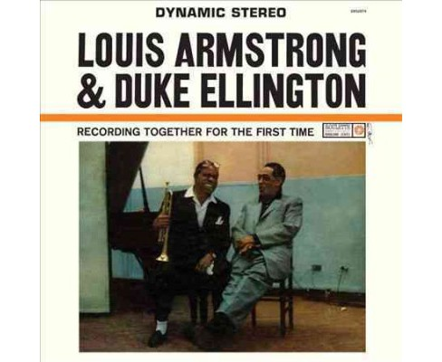 Louis armstrong - Together for the first time (Vinyl) - image 1 of 1