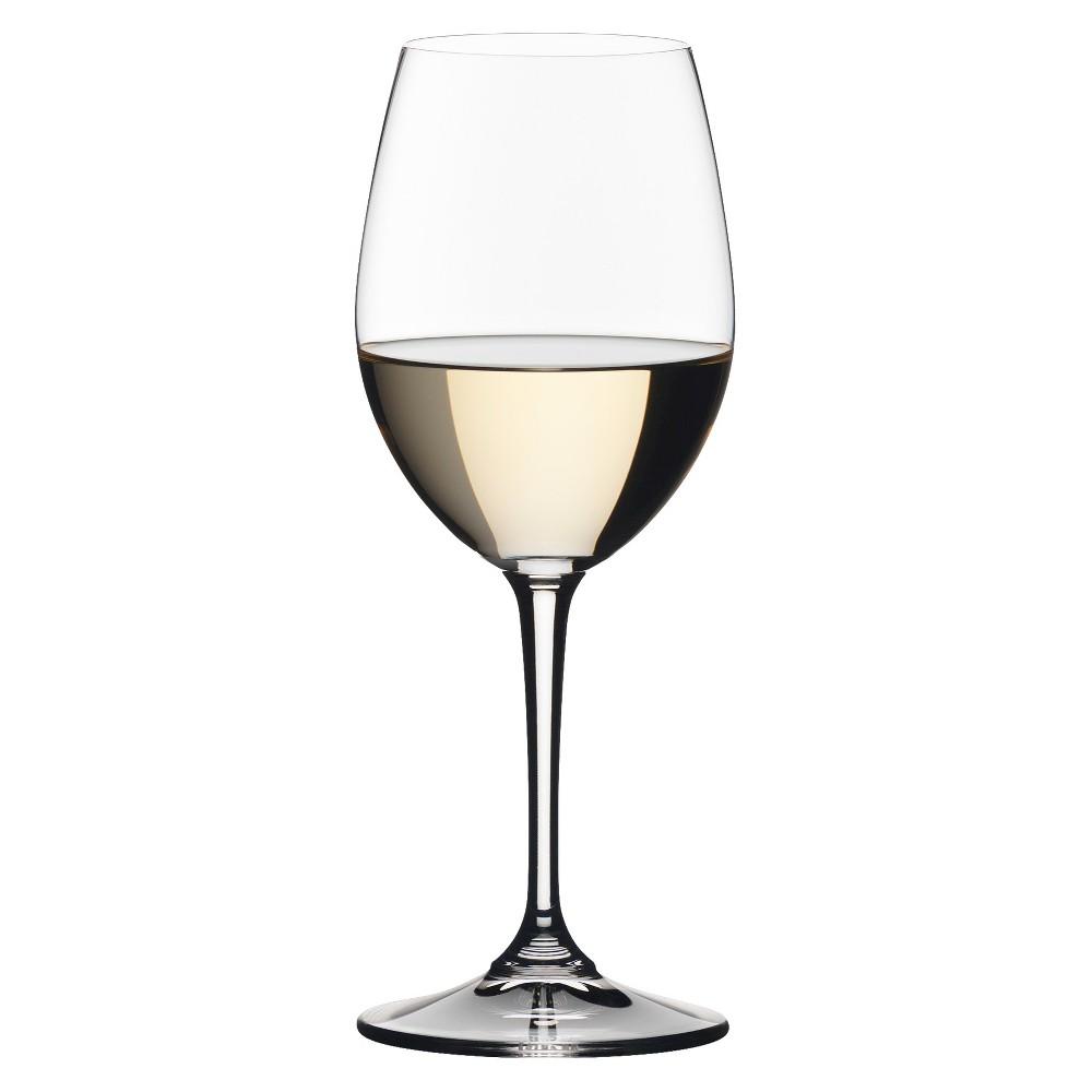 Image of Riedel Vivant 12.5oz 4pk White Wine Glasses, Clear