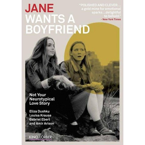 Jane Wants a Boyfriend (DVD) - image 1 of 1