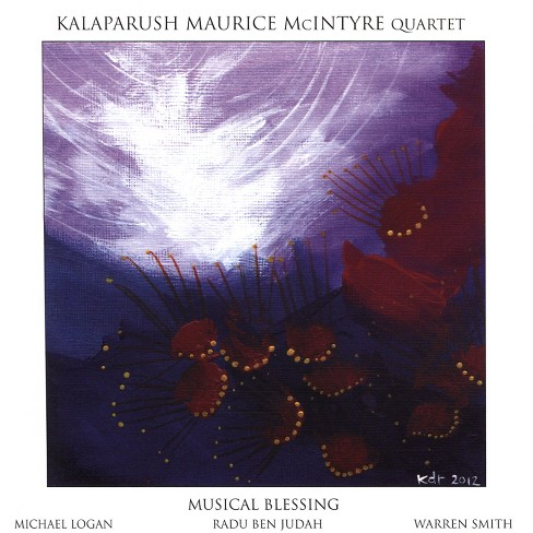 Kalaparush mcintyre - Musical blessing (CD) - image 1 of 1