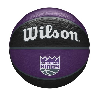 NBA Sacramento Kings Tribute Full Size Basketball