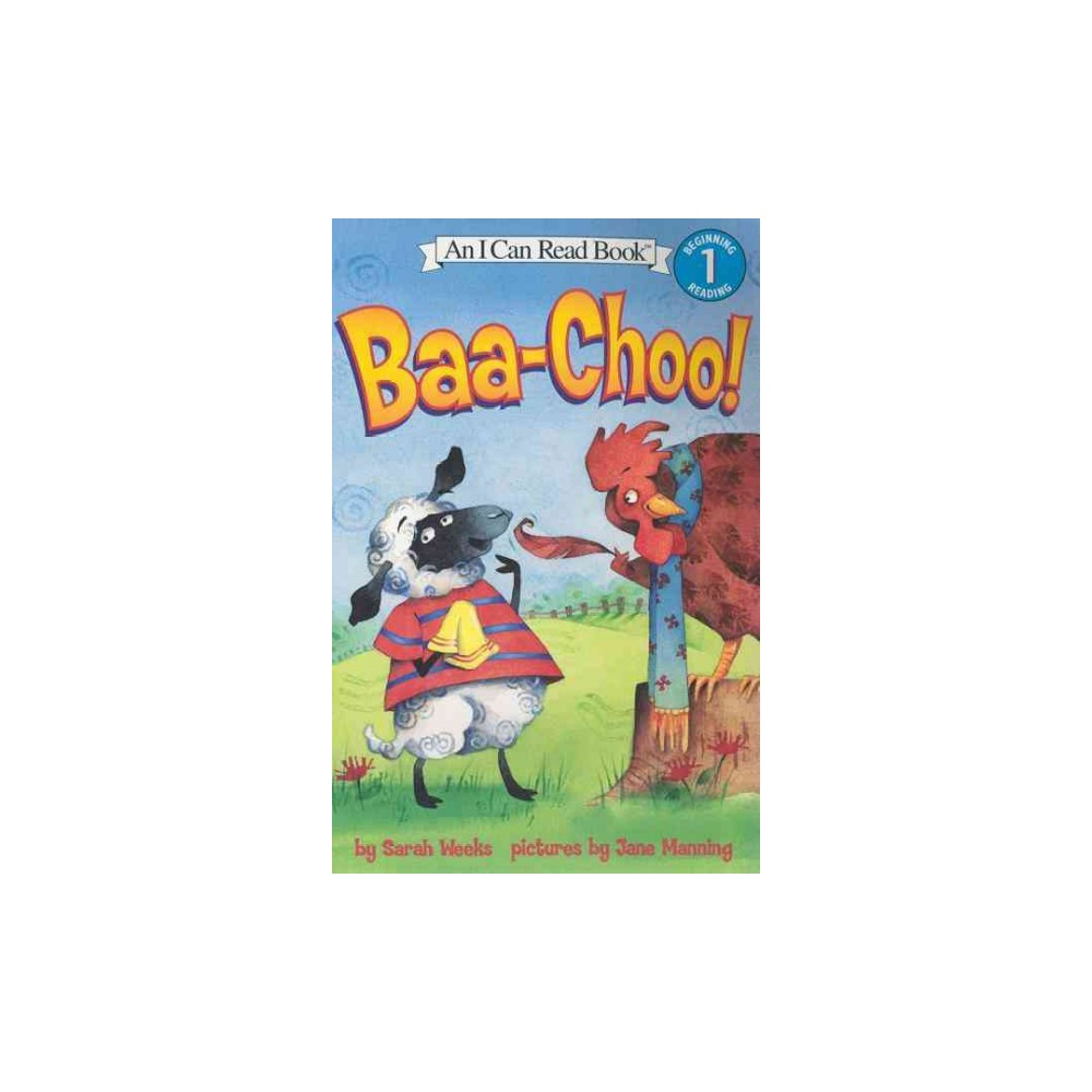 Baa-Choo! ( I Can Read! Level 1) (Reprint) (Paperback)