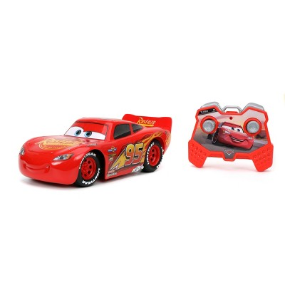 Cars Lightning McQueen RC 1:24 Scale Remote Control Car 2.4 Ghz