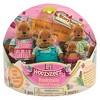 Li'l Woodzeez Miniature Animal Figurine Set - Bushytail Squirrel Family - image 3 of 3