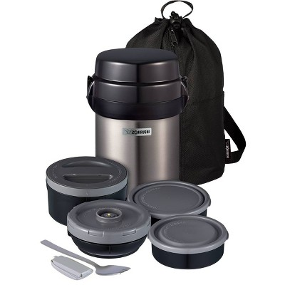 Zojirushi Mr. Bento Stainless Lunch Jar Stainless