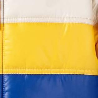 Blue/Yellow/White