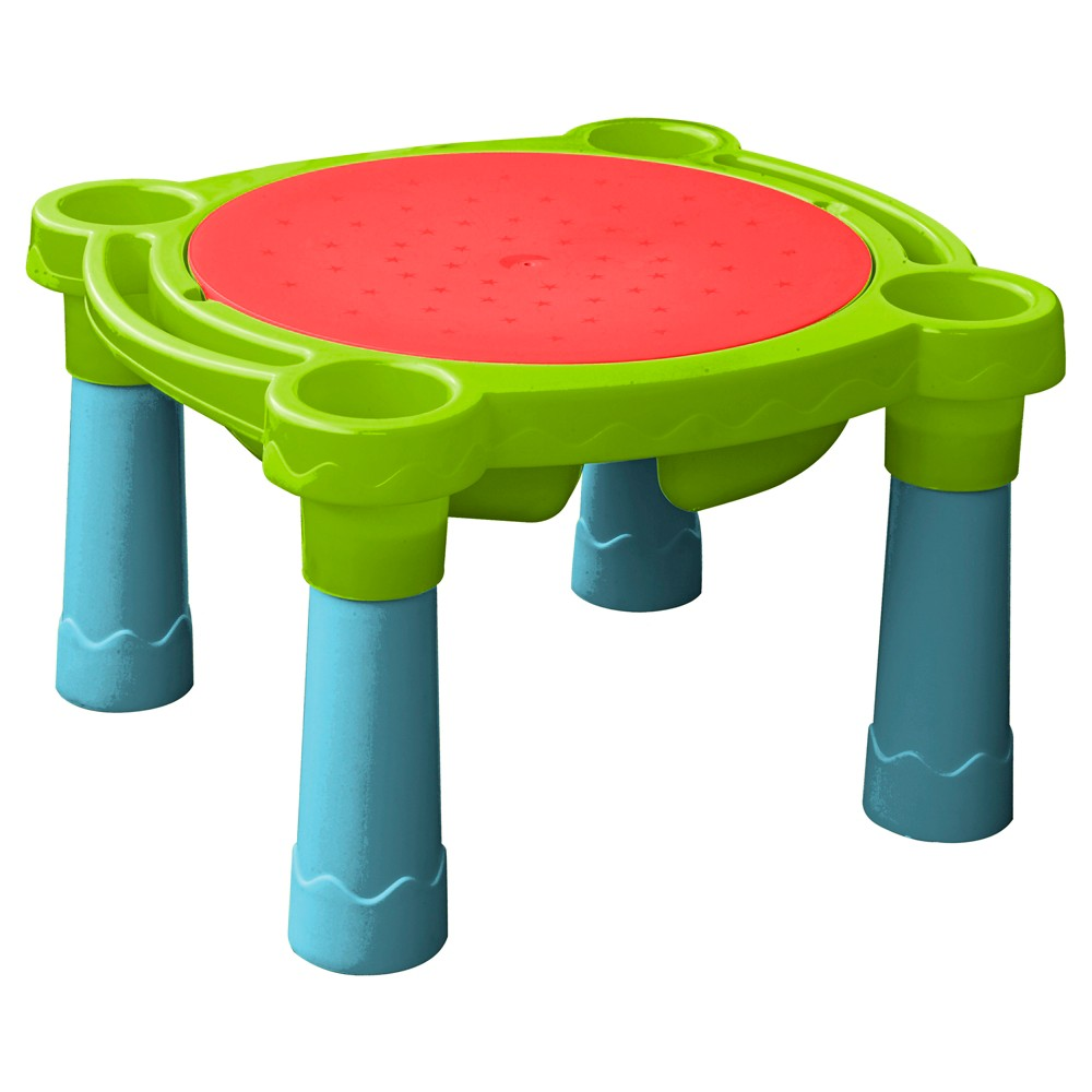 PalPlay Sand & Water Table, Multi-Colored