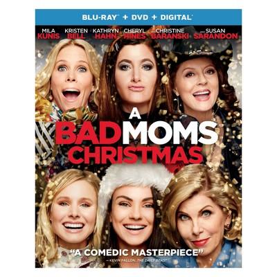 A Bad Moms Christmas (Blu-ray + DVD + Digital)