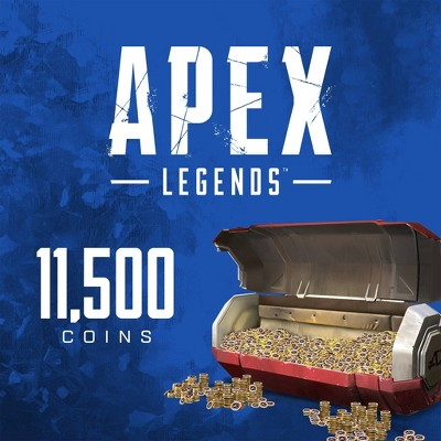Apex Legends: 11,500 Coins - PlayStation 4 (Digital)
