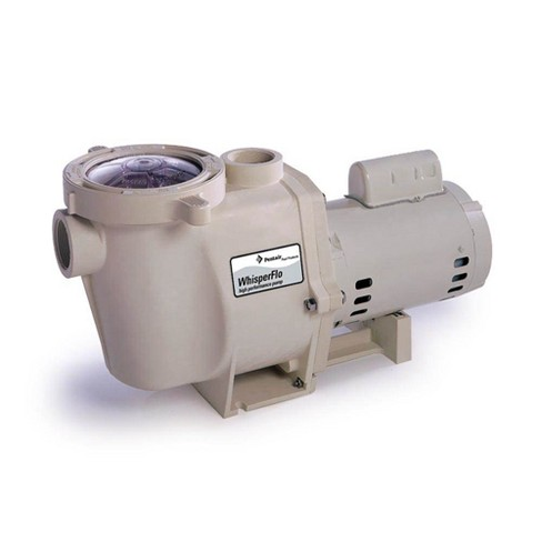 Pentair 011774 2 HP WhisperFlo WF-28 Up-Rated In Ground Swimming Pool Pump - image 1 of 4