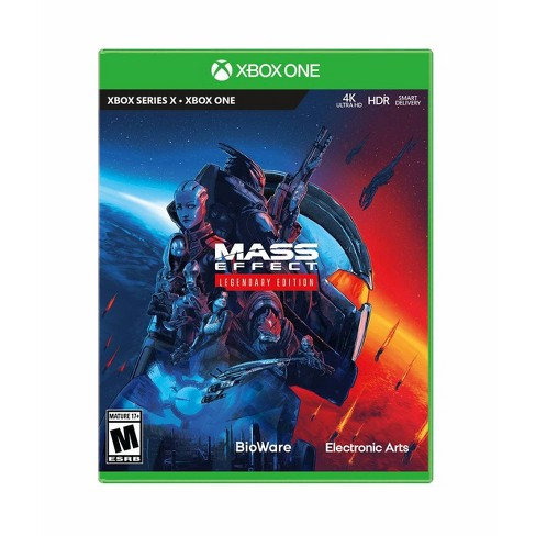 Mass Effect: Legendary Edition - Xbox One/Series X - image 1 of 4