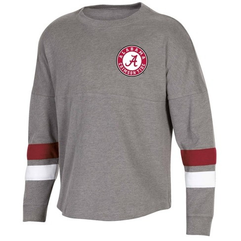 NCAA Alabama Crimson Tide Girls' Long Sleeve Spirit T-Shirt - image 1 of 2