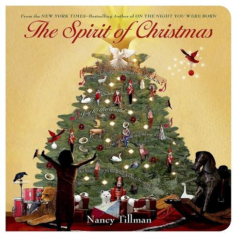 Christmas Board Design.The Spirit Of Christmas Board By Nancy Tillman