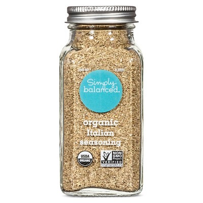 Organic Italian Seasoning - 1.2oz - Simply Balanced™