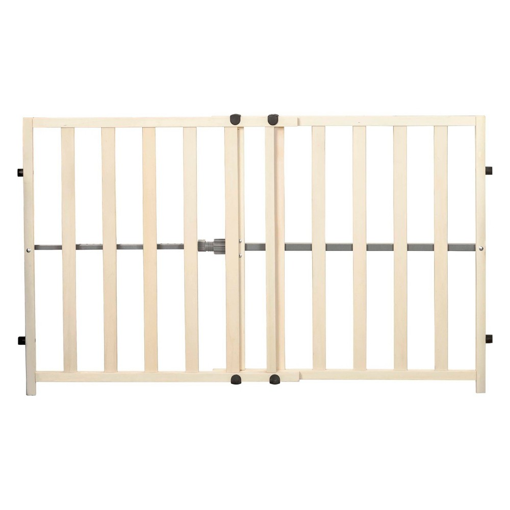 Image of Regalo Wooden Expandable Safety Gate