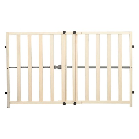 Regalo Wooden Expandable Safety Gate - image 1 of 3