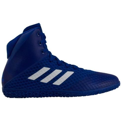 Adidas Men s Mat Wizard 4 Wrestling Shoes - Royal   Target 4d6bfeb4456c