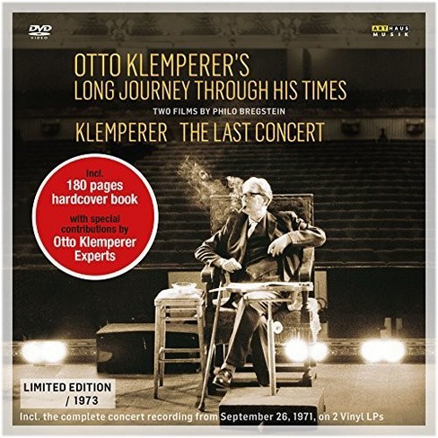 Otto Klemperer's Long Journey Through (DVD) - image 1 of 1