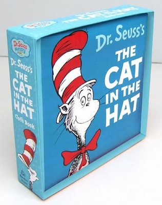 The Cat in the Hat ( Dr. Seuss Nursery)(Rag Book)by Dr. Seuss