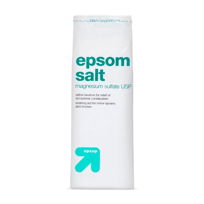 Epsom Salts - 4lb - Up&Up™ - image 1 of 2